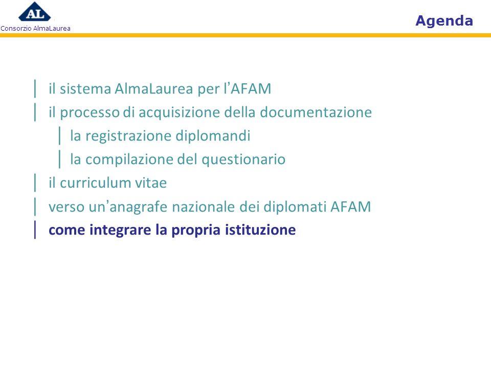 il sistema AlmaLaurea per l'AFAM
