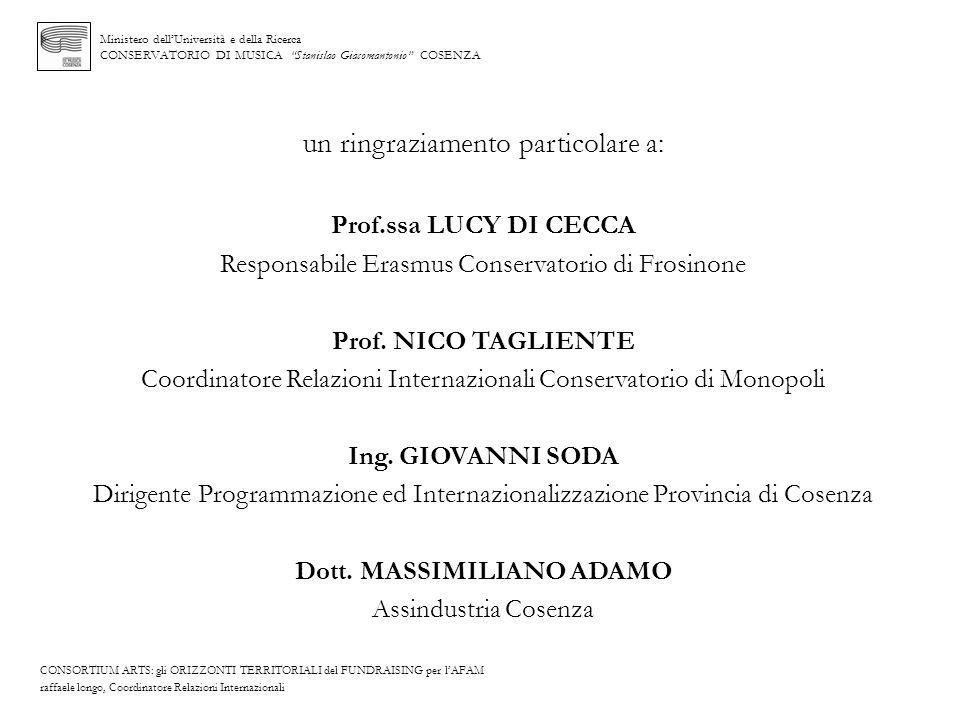 Dott. MASSIMILIANO ADAMO