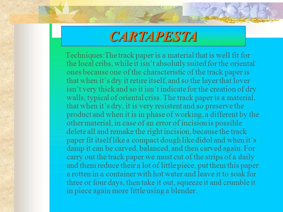 CARTAPESTA