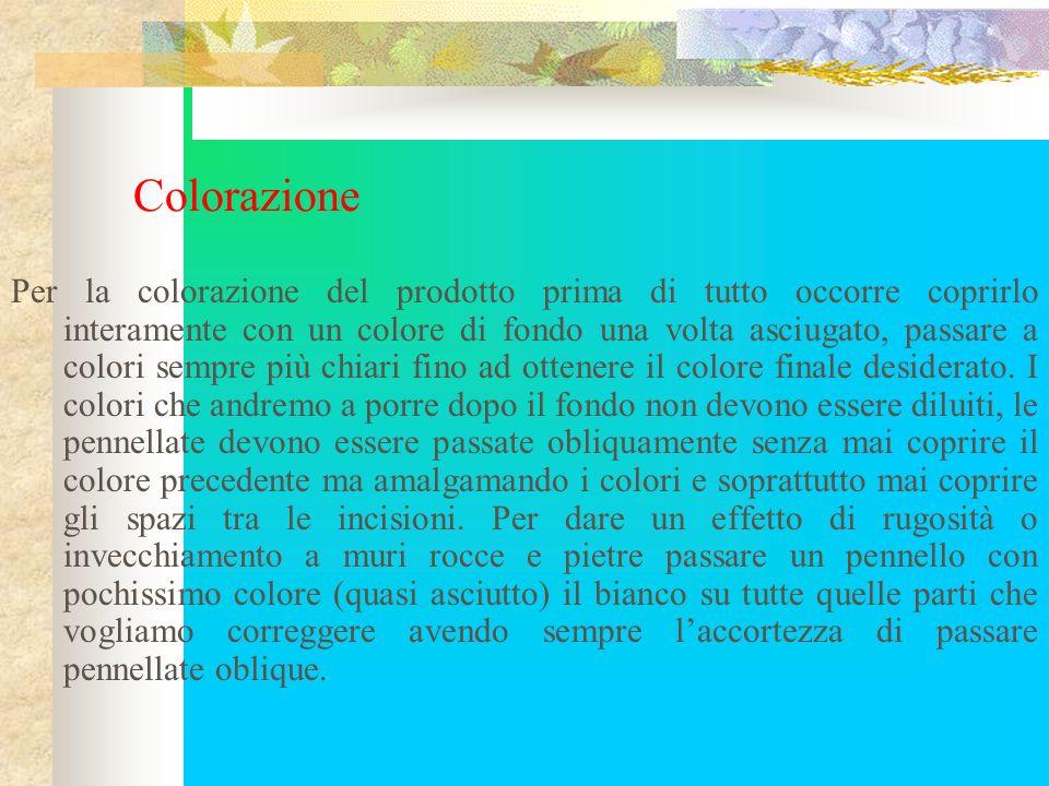 Colorazione