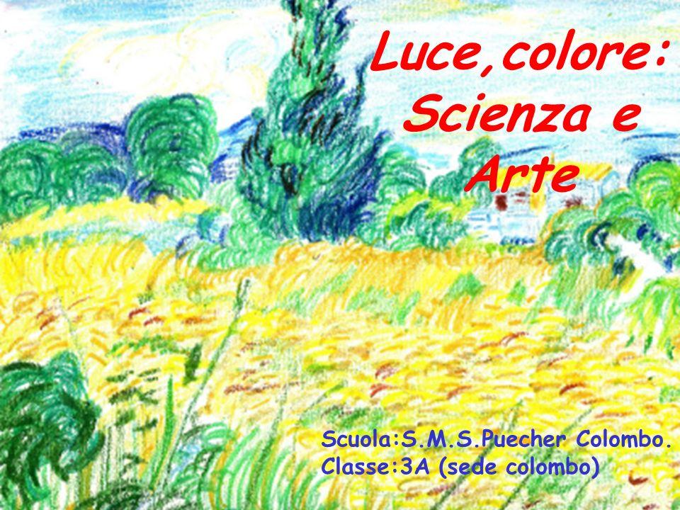 Luce,colore: Scienza e Arte