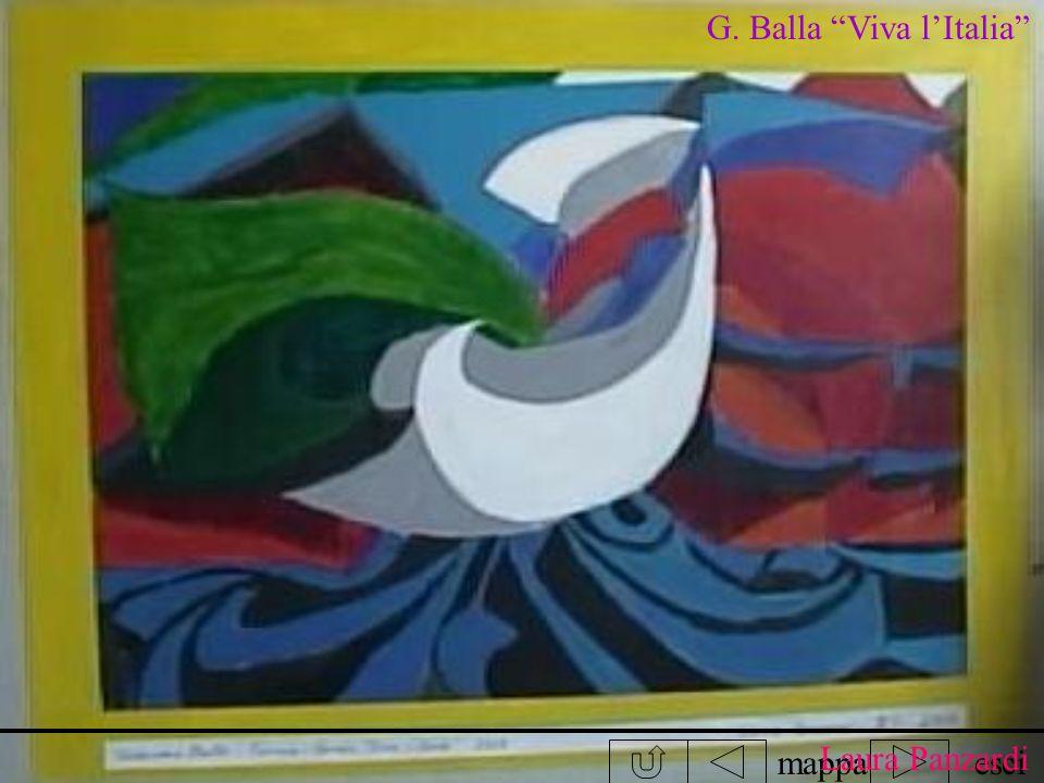 G. Balla Viva l'Italia