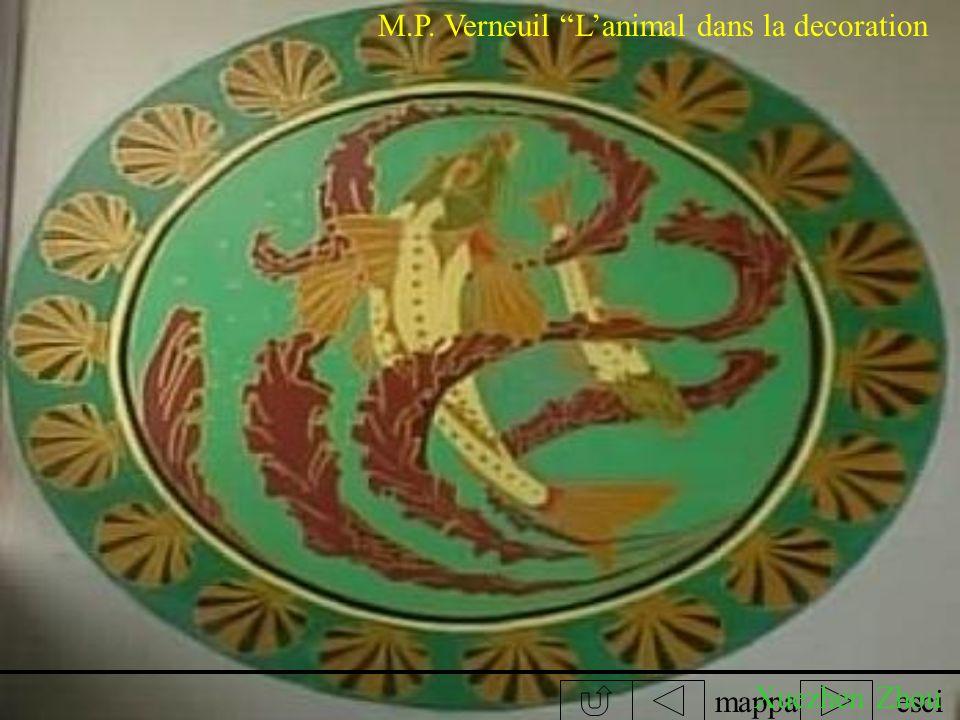 M.P. Verneuil L'animal dans la decoration