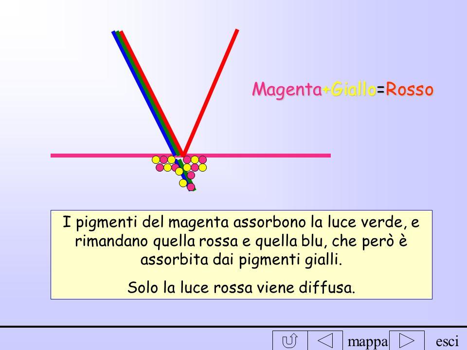 Magenta+Giallo=Rosso