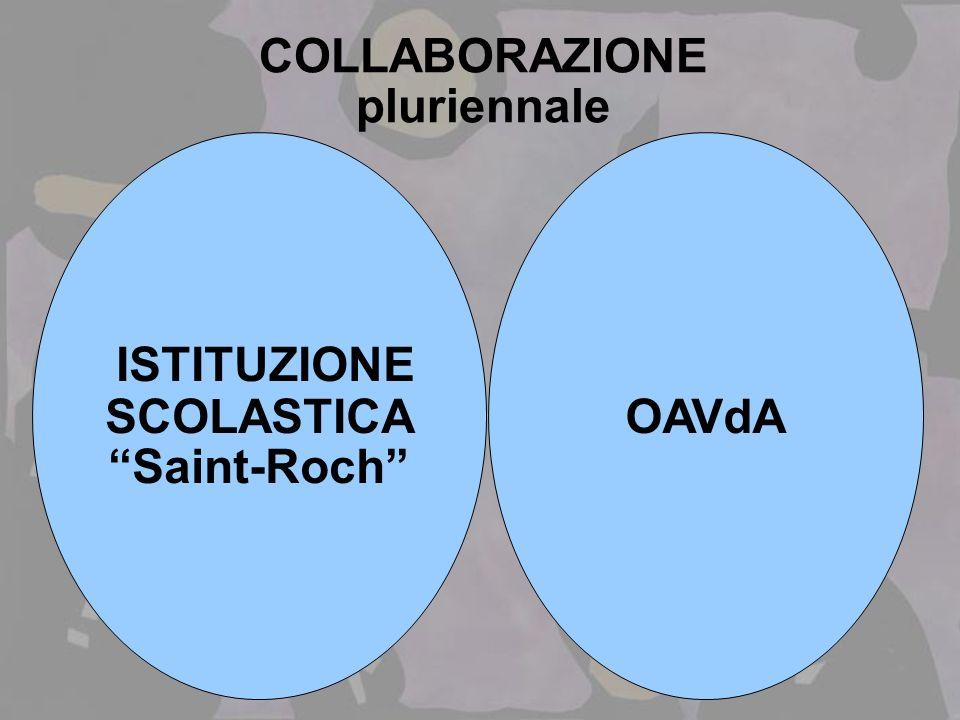 COLLABORAZIONE pluriennale