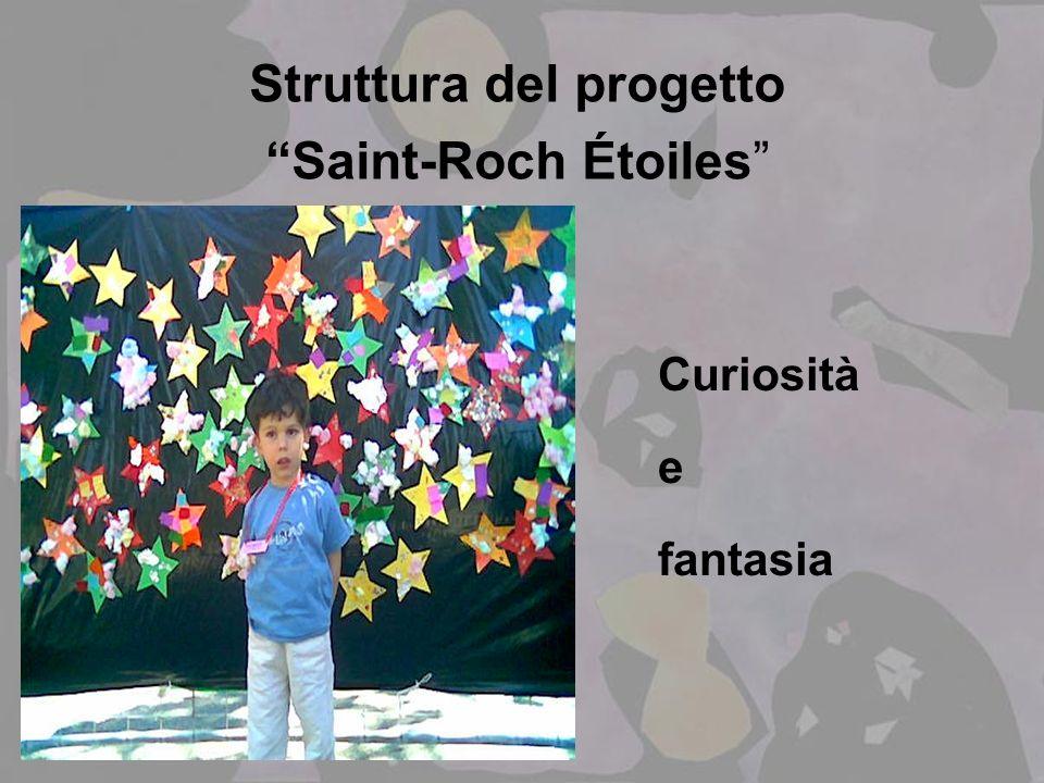 Struttura del progetto Saint-Roch Étoiles