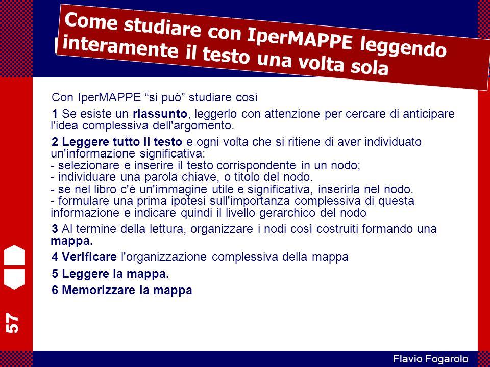 Mappe e DSA Come studiare con IperMAPPE leggendo interamente il testo una volta sola. Con IperMAPPE si può studiare così.