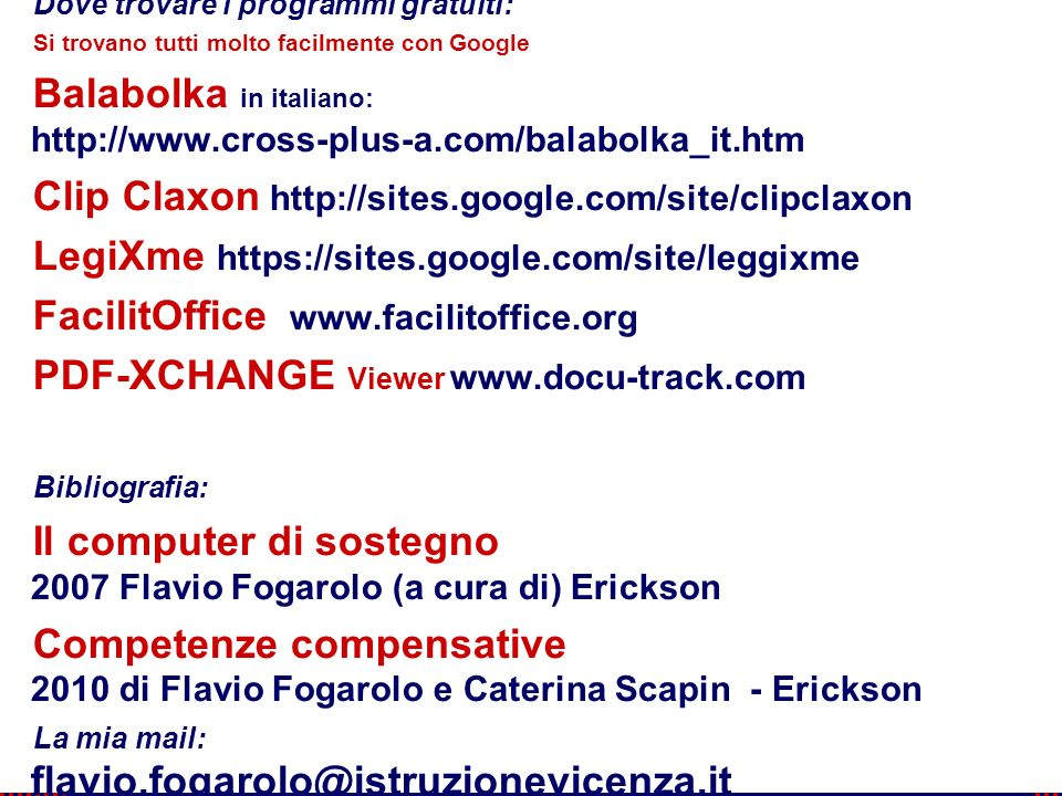 Balabolka in italiano: http://www.cross-plus-a.com/balabolka_it.htm