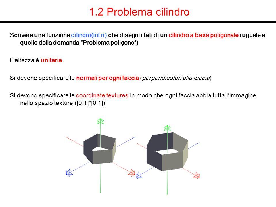1.2 Problema cilindro