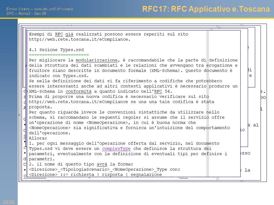 RFC17: RFC Applicativo e.Toscana