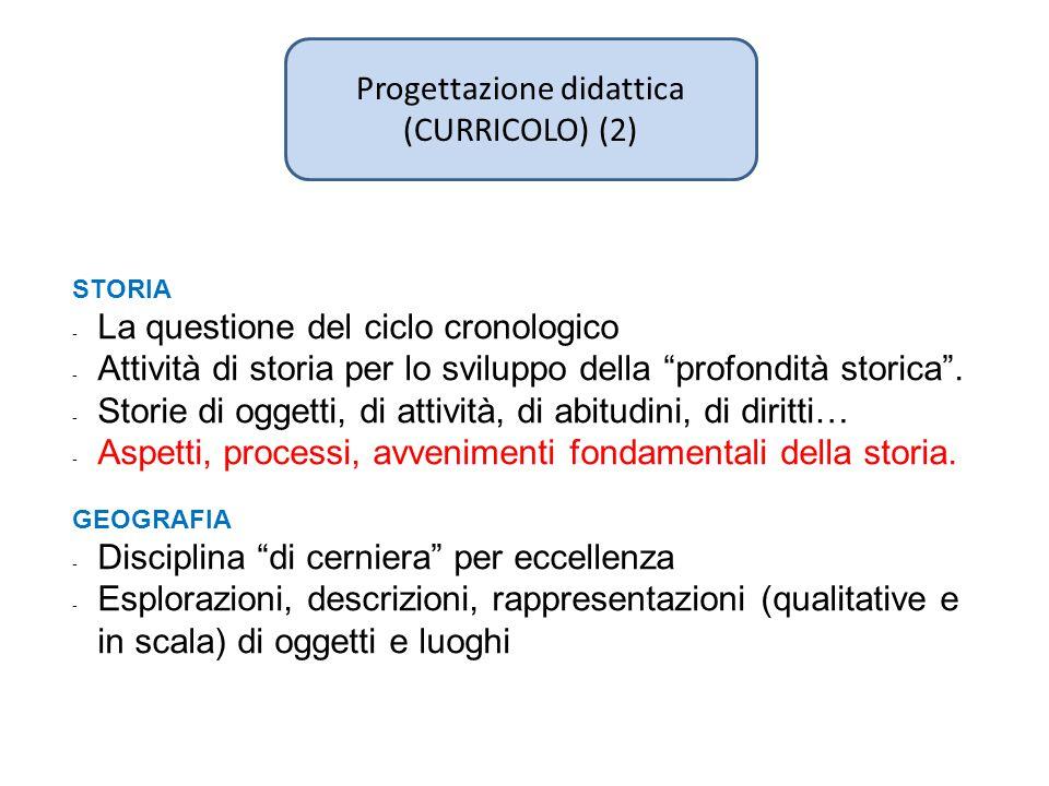 Progettazione didattica (CURRICOLO) (2)