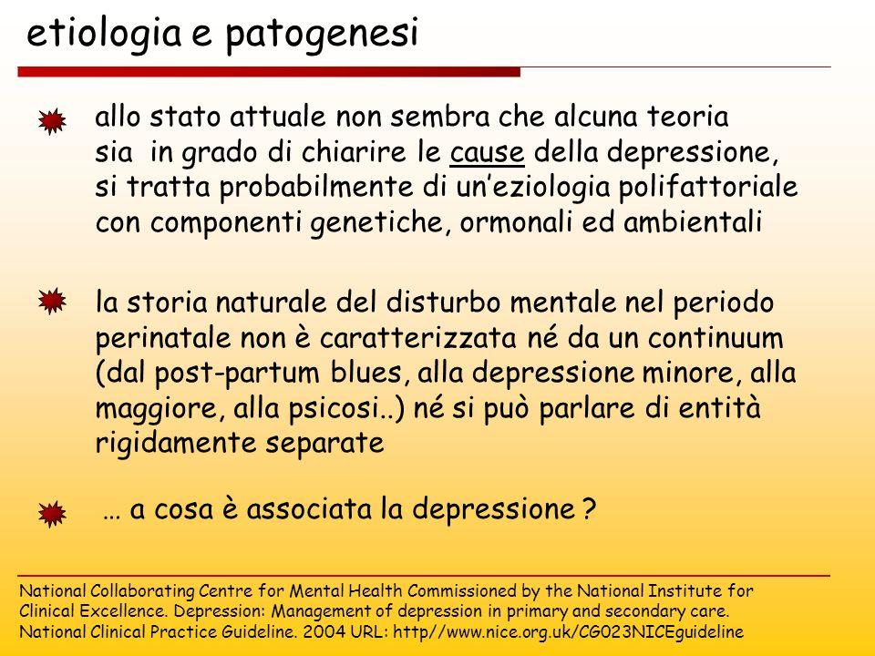 etiologia e patogenesi