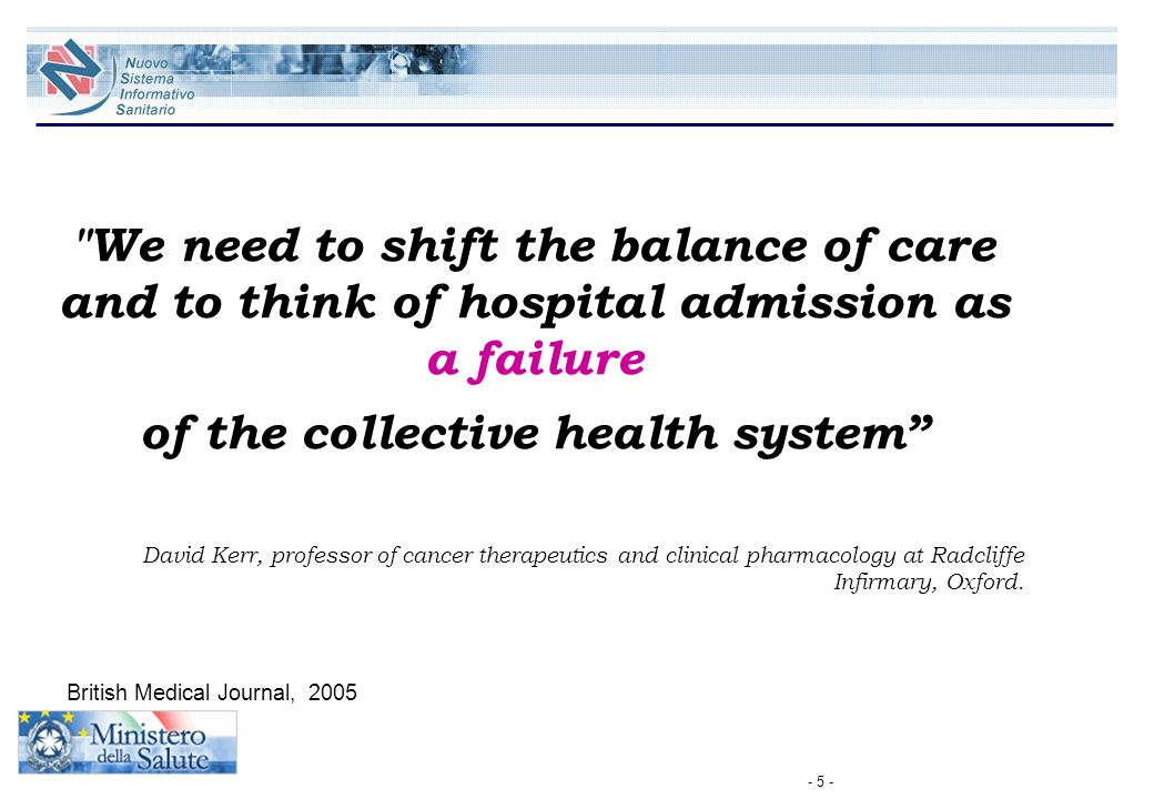 of the collective health system