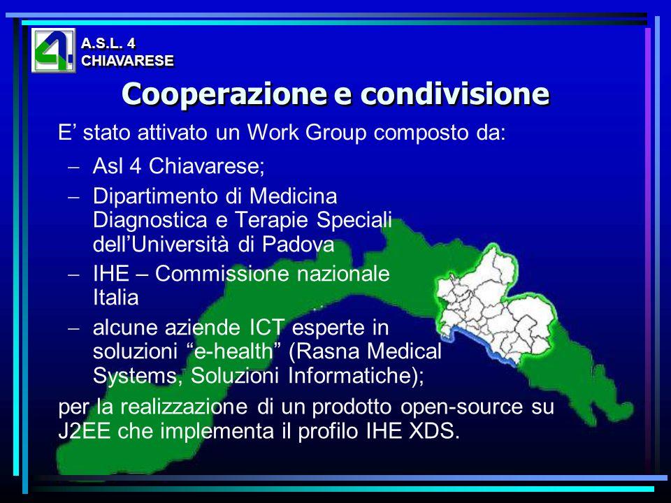 Cooperazione e condivisione