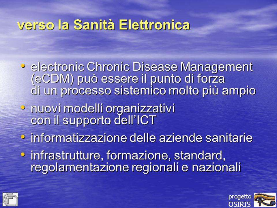 verso la Sanità Elettronica