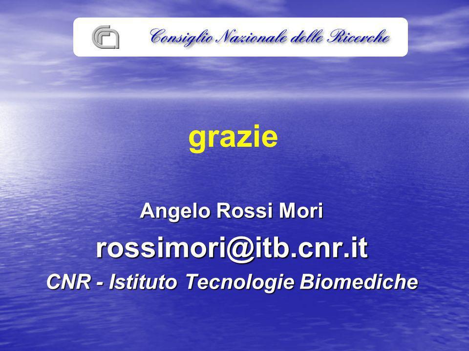 CNR - Istituto Tecnologie Biomediche