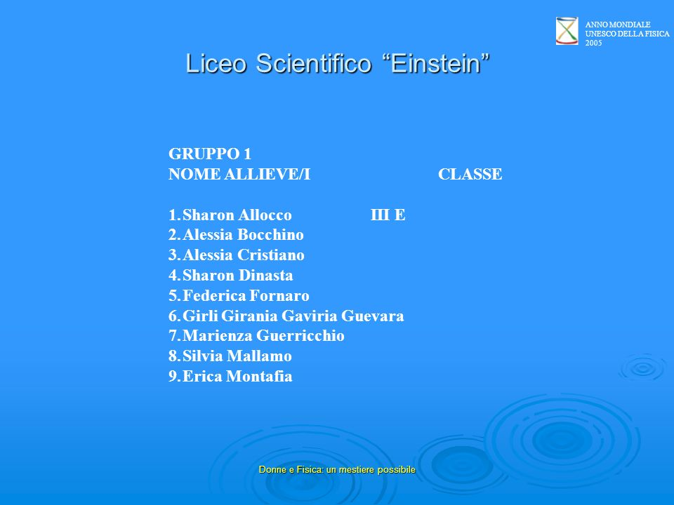 Liceo Scientifico Einstein