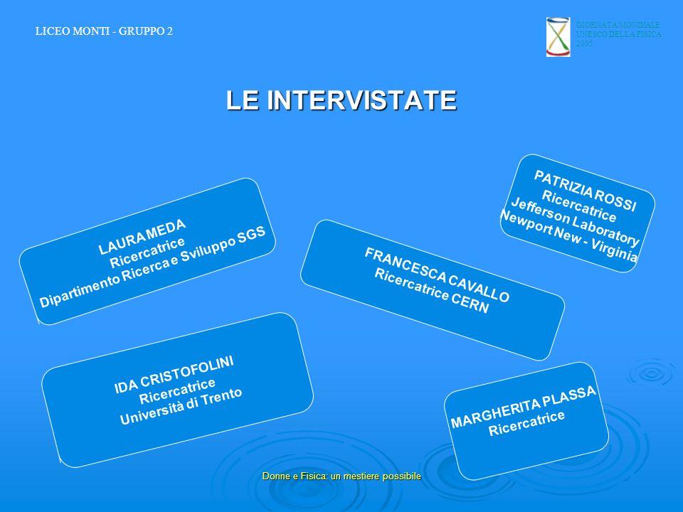 Dipartimento Ricerca e Sviluppo SGS