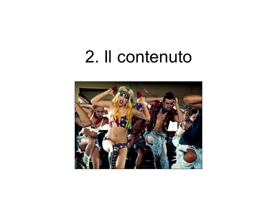 2. Il contenuto