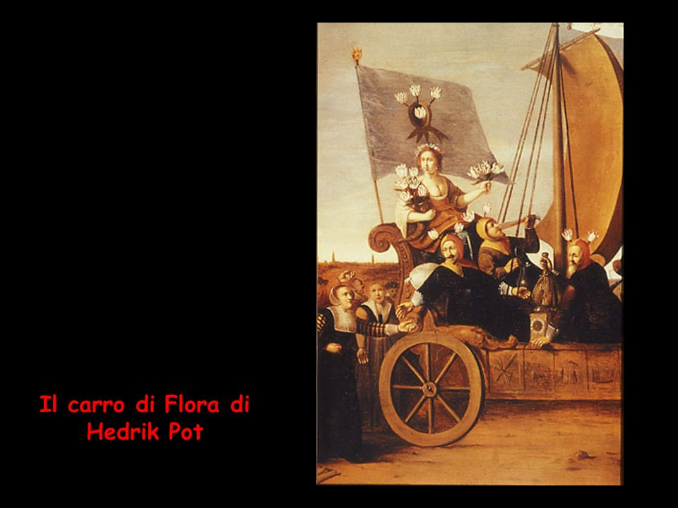 Il carro di Flora di Hedrik Pot