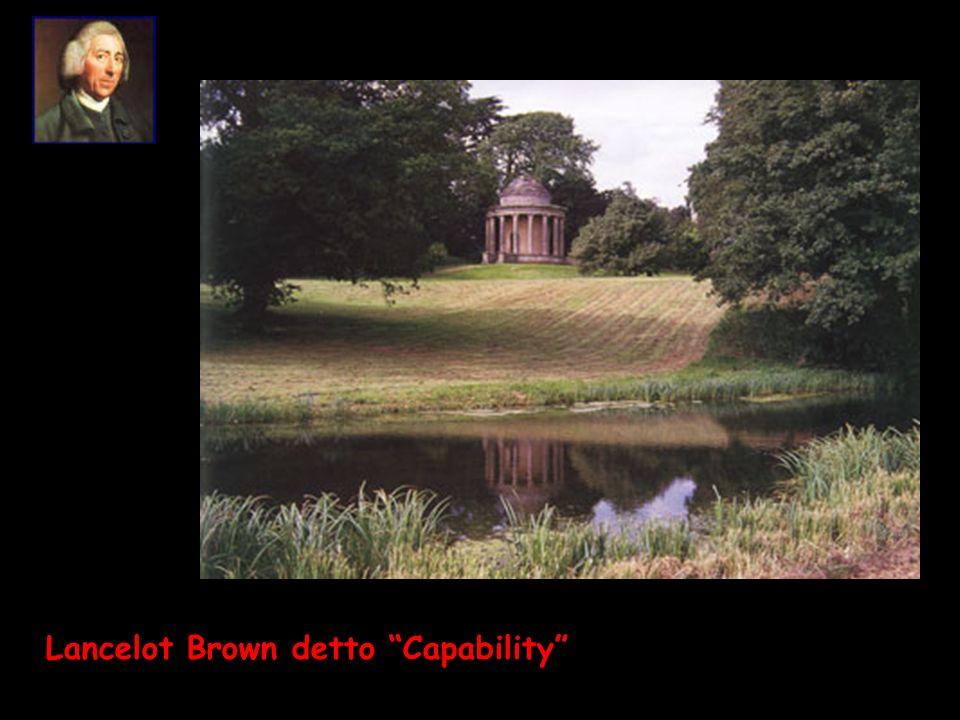 Lancelot Brown detto Capability