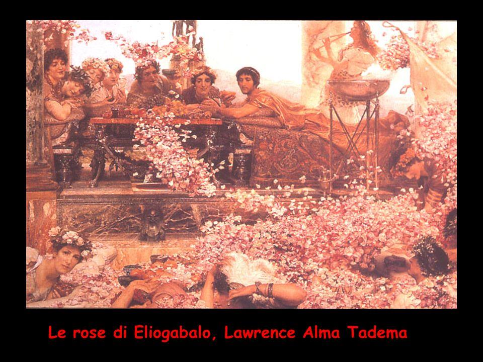Le rose di Eliogabalo, Lawrence Alma Tadema
