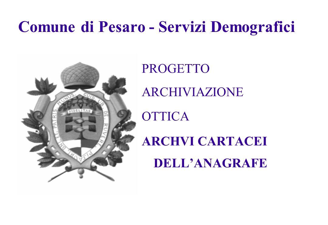 Comune di Pesaro - Servizi Demografici