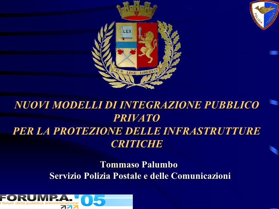 Tommaso Palumbo Servizio Polizia Postale e delle Comunicazioni