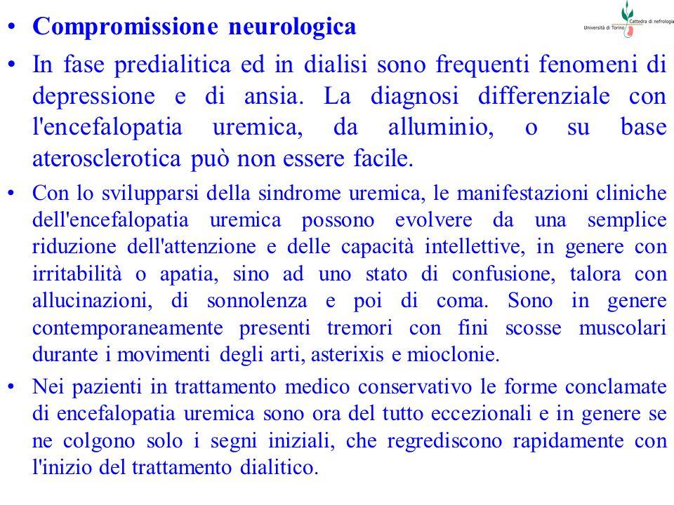 Compromissione neurologica