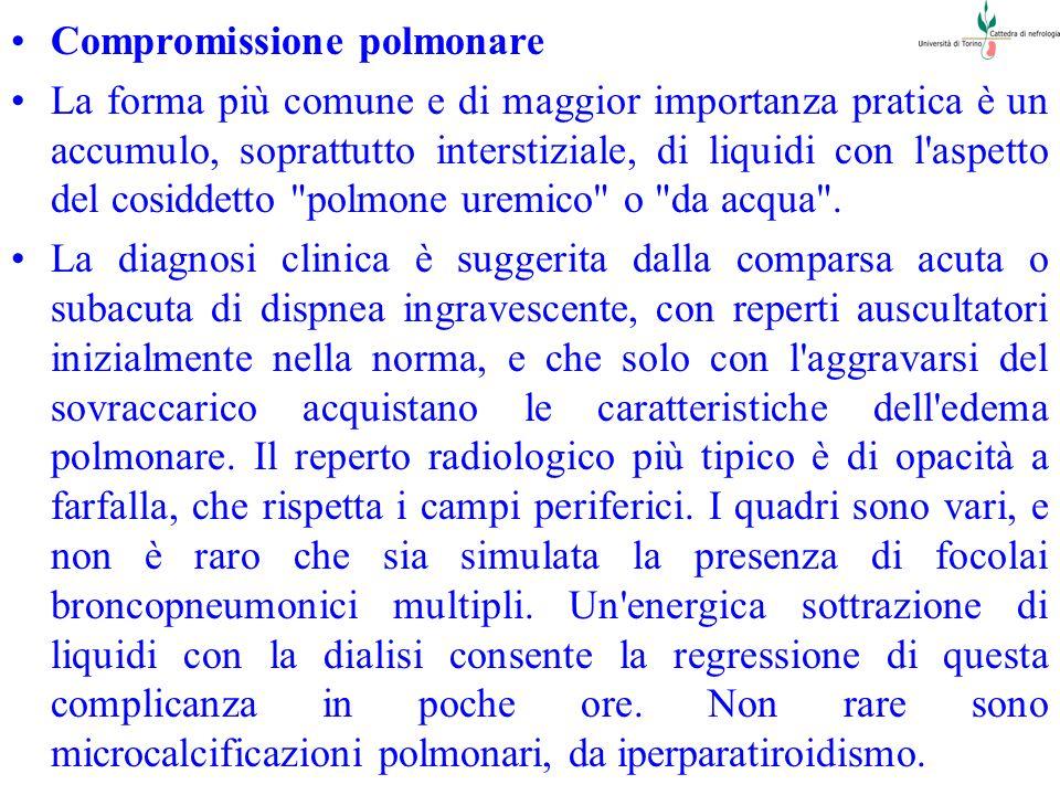 Compromissione polmonare