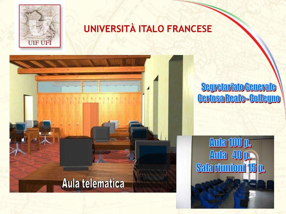UNIVERSITÀ ITALO FRANCESE