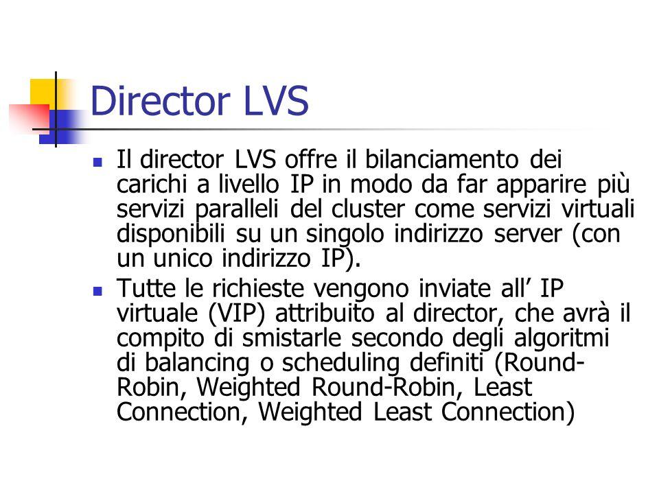 Director LVS