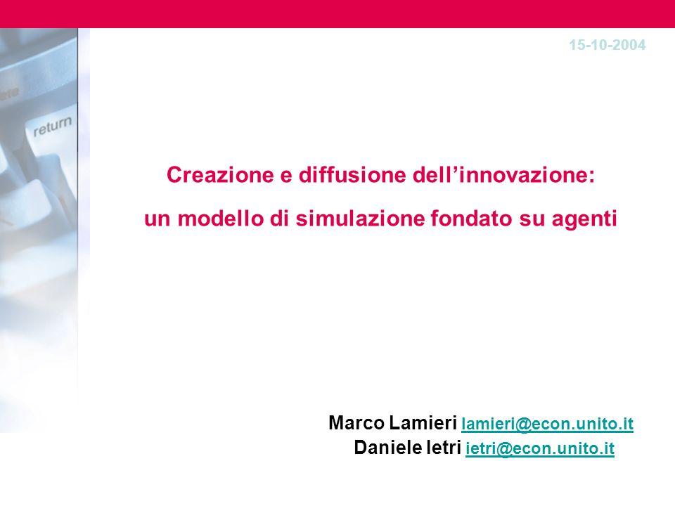 Marco Lamieri lamieri@econ.unito.it Daniele Ietri ietri@econ.unito.it