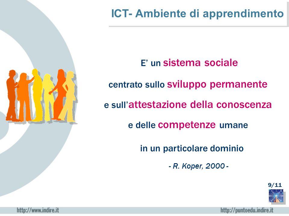 ICT- Ambiente di apprendimento
