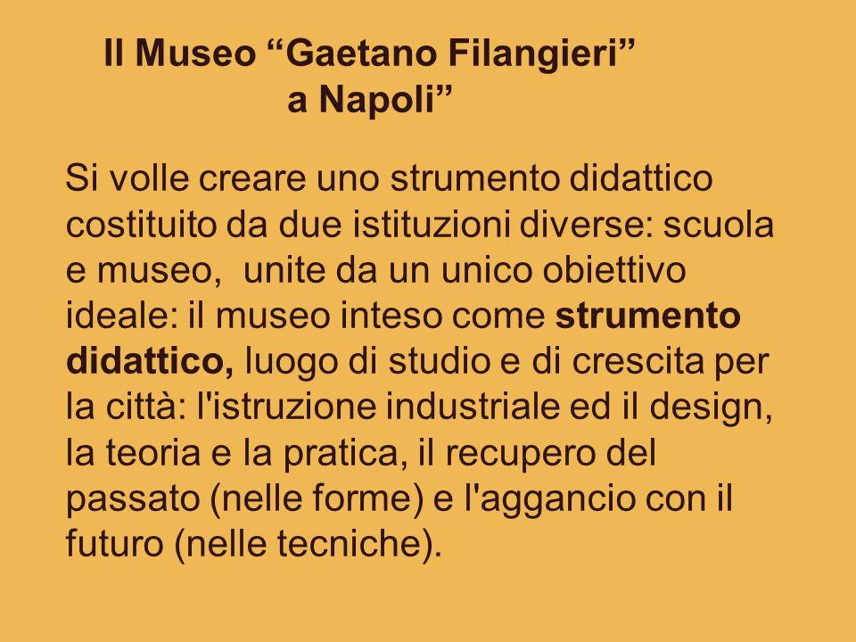 Il Museo Gaetano Filangieri a Napoli