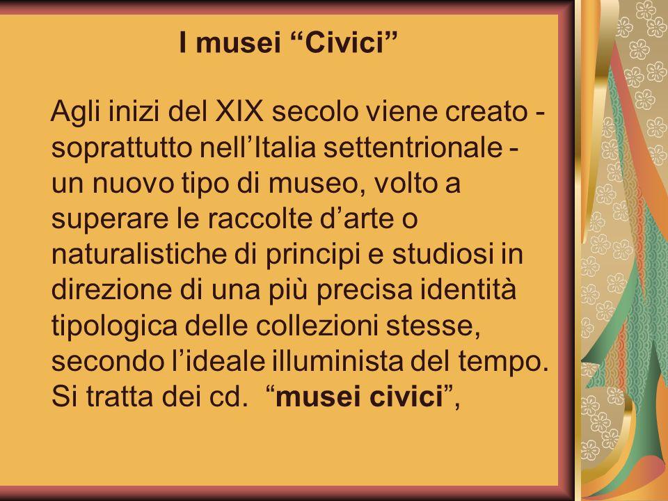 I musei Civici