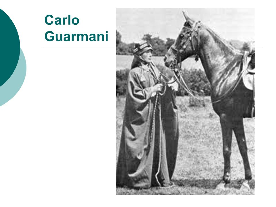 Carlo Guarmani