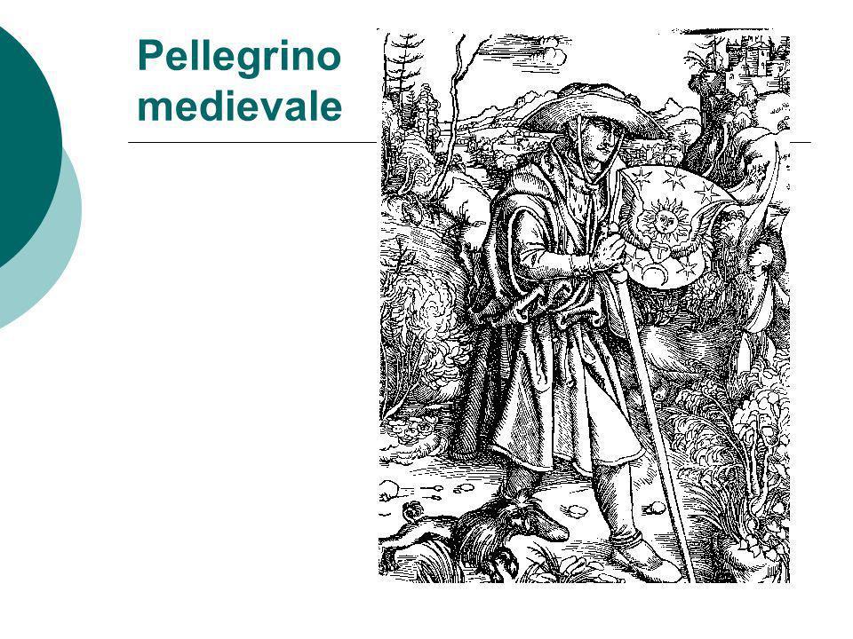 Pellegrino medievale