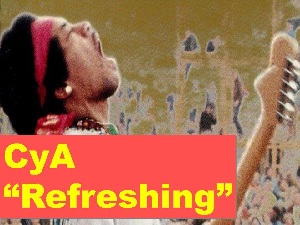 CyA Refreshing