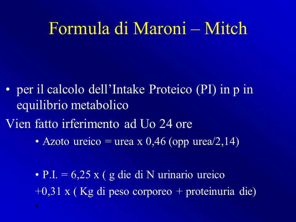 Formula di Maroni – Mitch