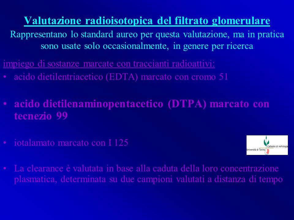 acido dietilenaminopentacetico (DTPA) marcato con tecnezio 99