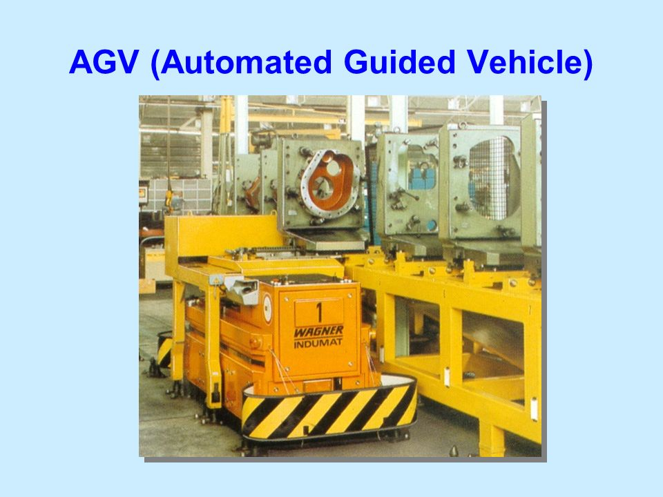 AGV (Automated Guided Vehicle)