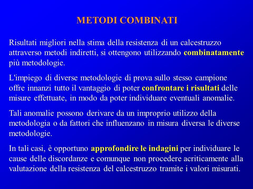 METODI COMBINATI