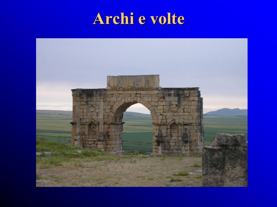 Archi e volte