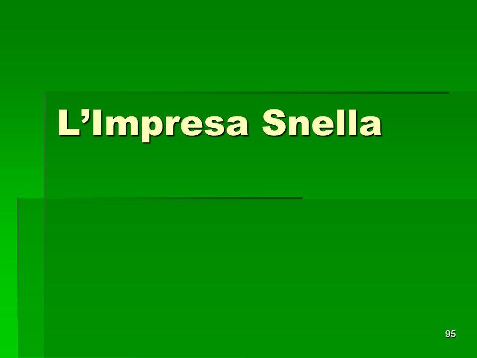 L'Impresa Snella