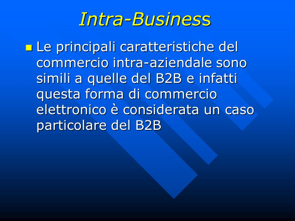 Intra-Business