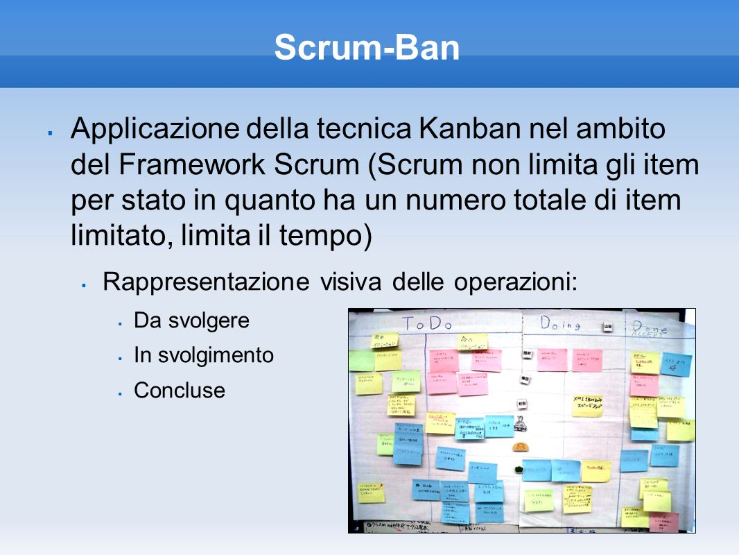 Scrum-Ban