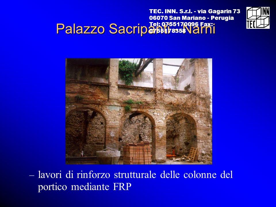 Palazzo Sacripanti - Narni