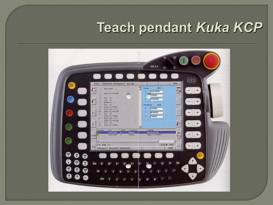 Teach pendant Kuka KCP
