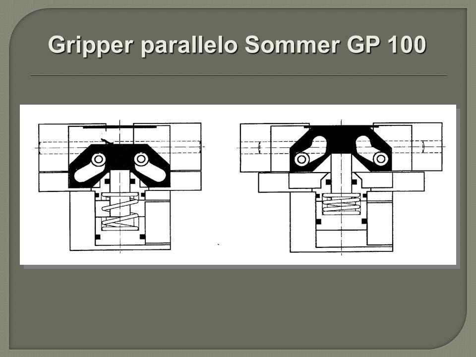 Gripper parallelo Sommer GP 100